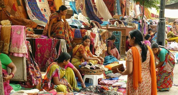 Image result for kinari bazar agra